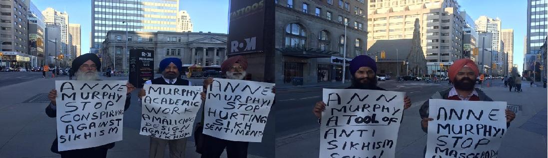 ann murphy protest